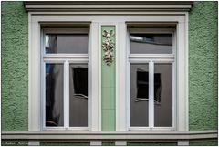 Fenster in der Blauensteinerstraße