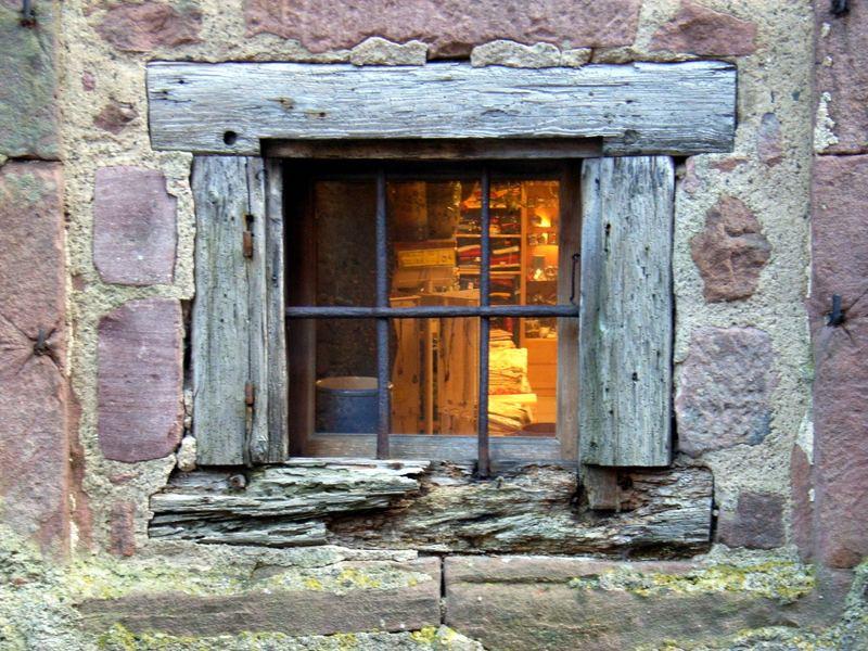 Fenster in die Zukunft