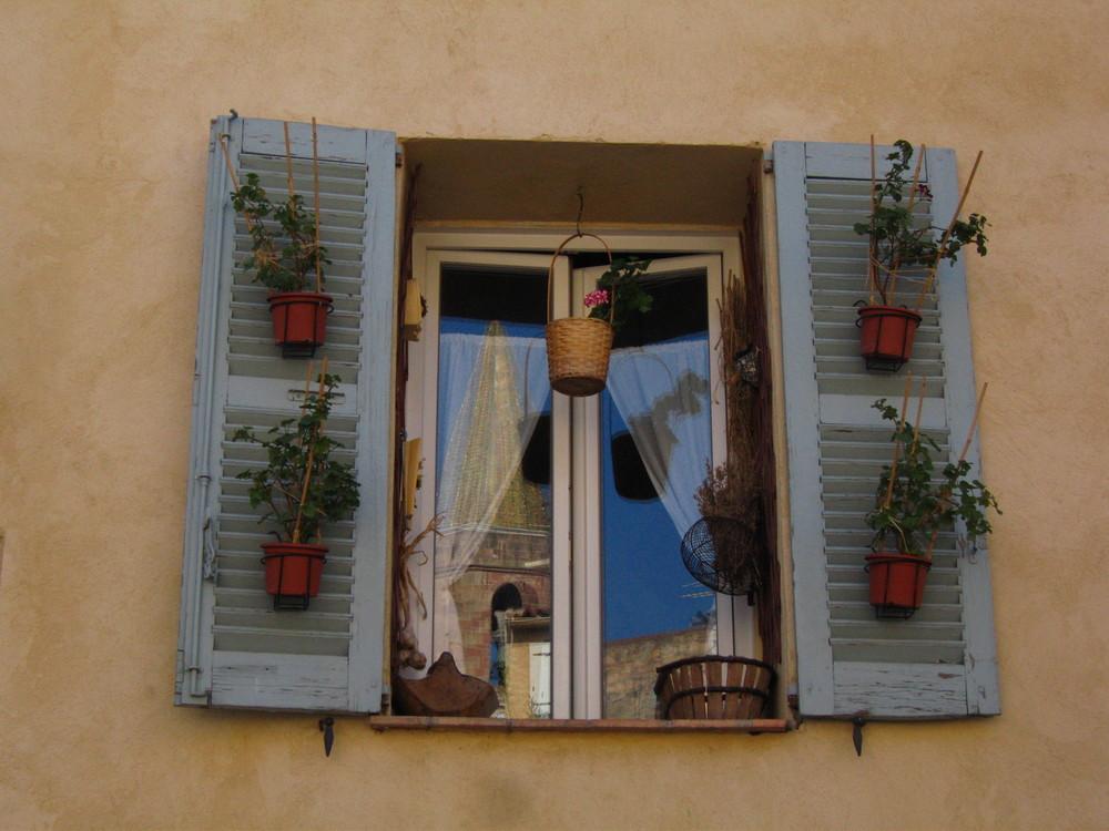 Fenster in Frejus