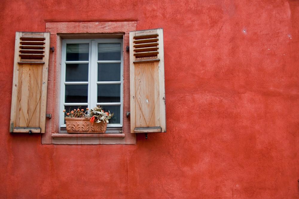 Fenster in Ladenburg - 2