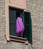 Fenster in Rom