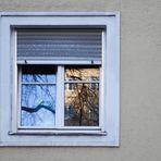 Fenster kalt und warm...
