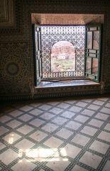 Fenster Licht Kasbah Ma-142