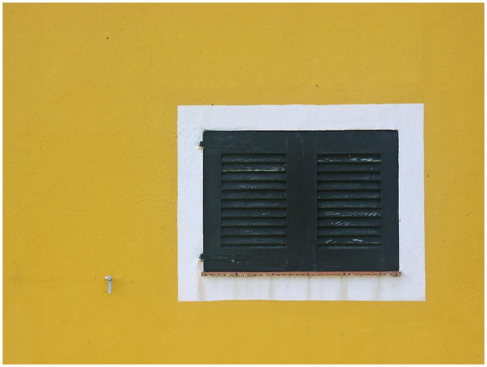 Fenster Menorca I