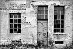 Fenster sind also die Seele eines Hauses?