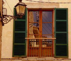 Fenster - Spiegel - Fenster
