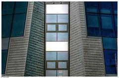 Fenster und Mauerwerk