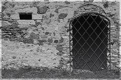Fenster und Türe