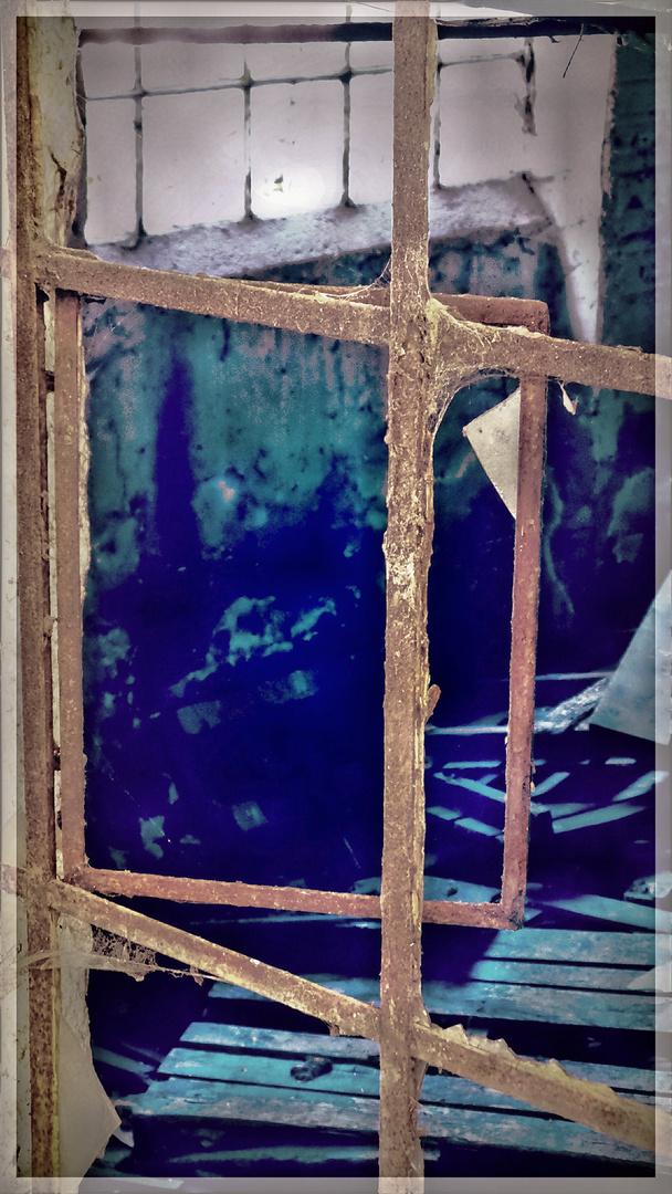 Fenster zu ...