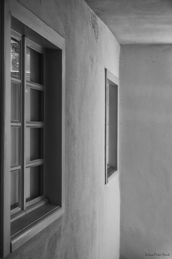 Fenster zum Flur
