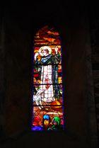 Fensterbild der Kathedrale von Albi