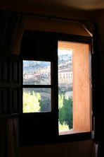 Fensterblick auf Albarracin