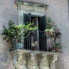 Fensterblick - window view