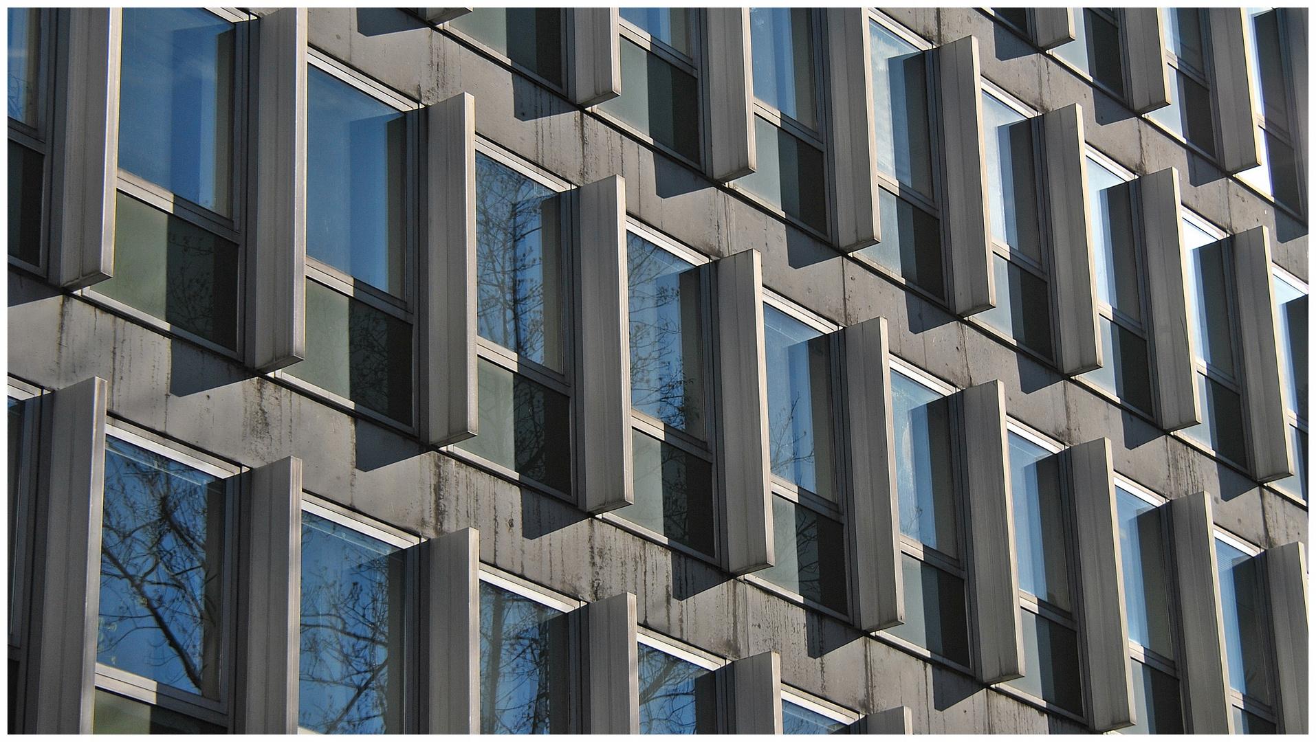 Schön Fensterfront Referenz Von