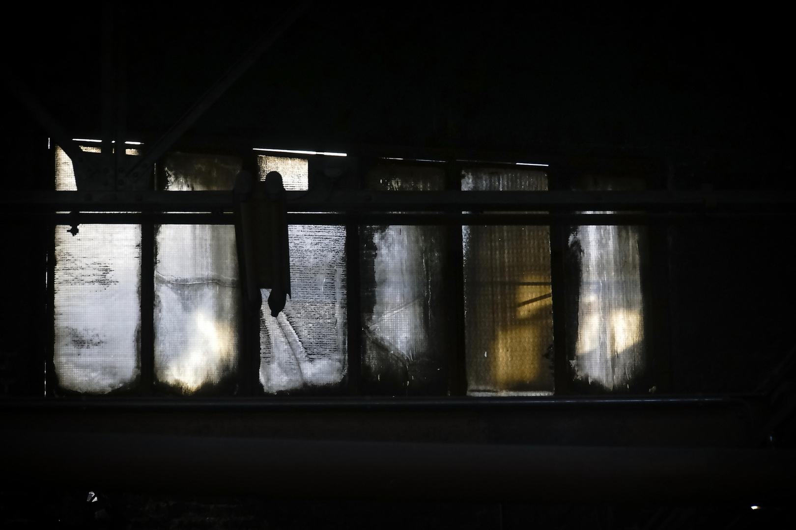 Fensterfront in der Gesenkschmiede