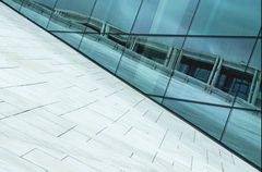 Fensterfront - Oper Oslo