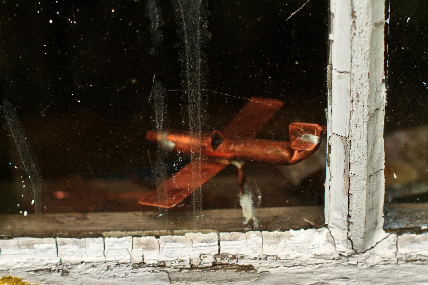Fenstergeschichten - Der Flieger