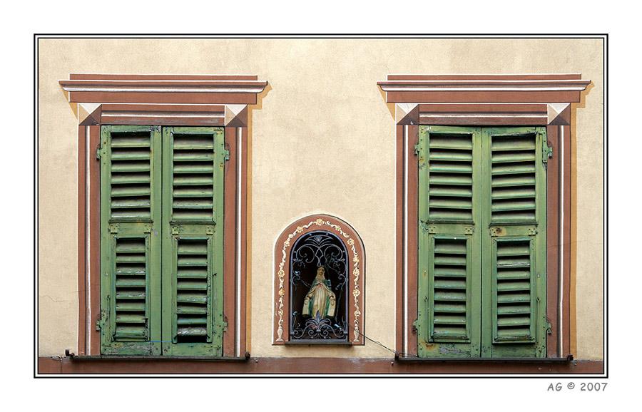 Fensteridylle Varese Ligure II