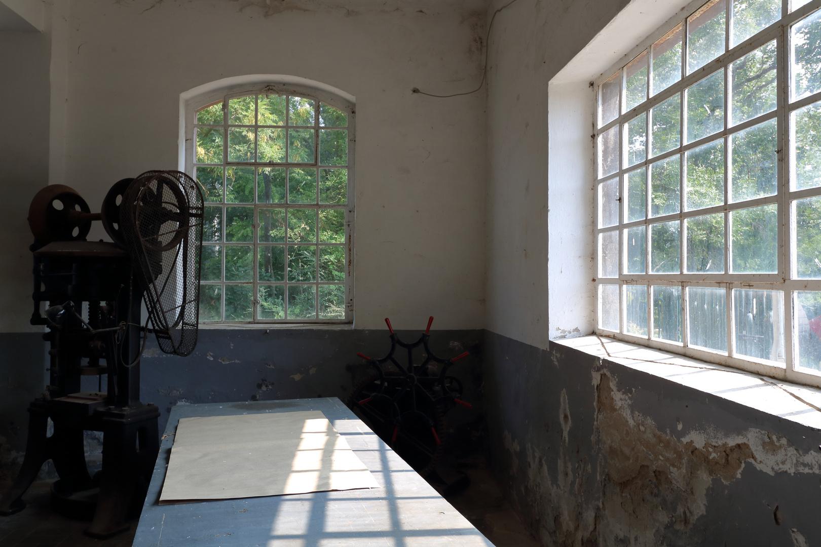 Fensterkontruktion / Fensterarchitektur