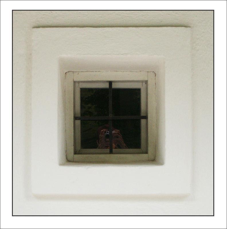 Fensterln ;-)