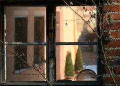 Fensterln....