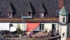 Fensterln in Konstanz