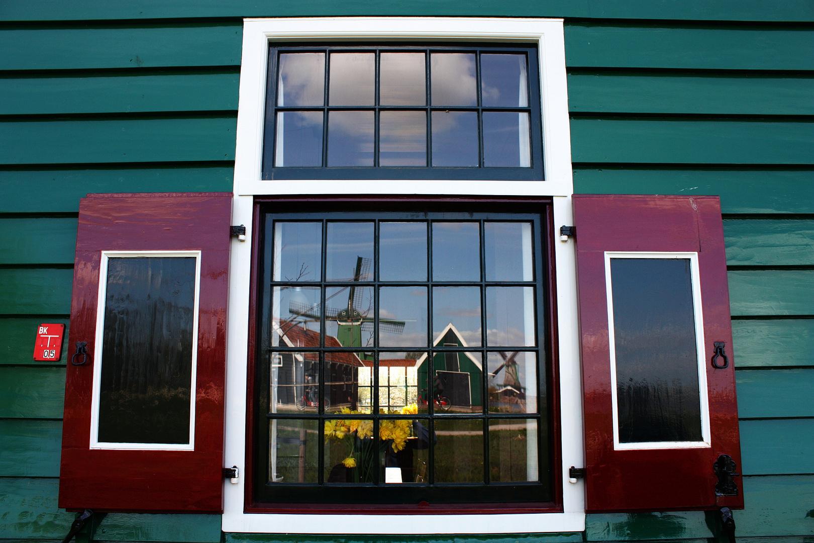 Fenstermalerei