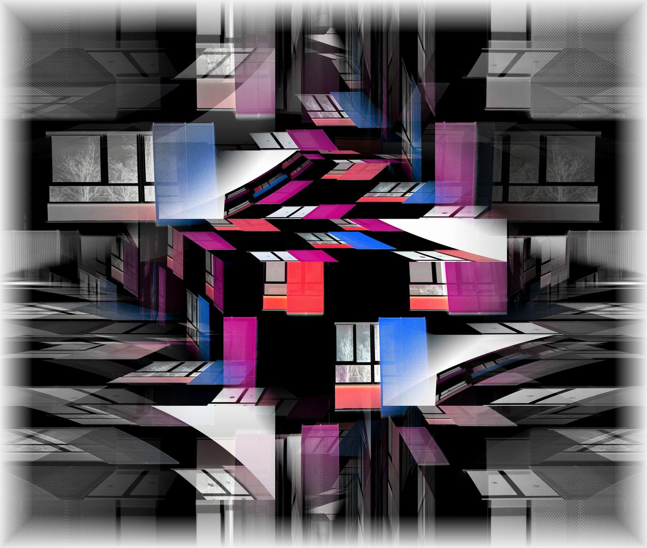 Fensterphantasie III