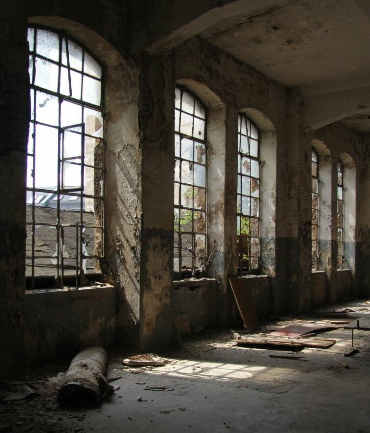 Fensterzeile