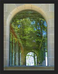 Fenêtre à l'Hermitage