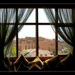Fenêtre sur la Kasbah