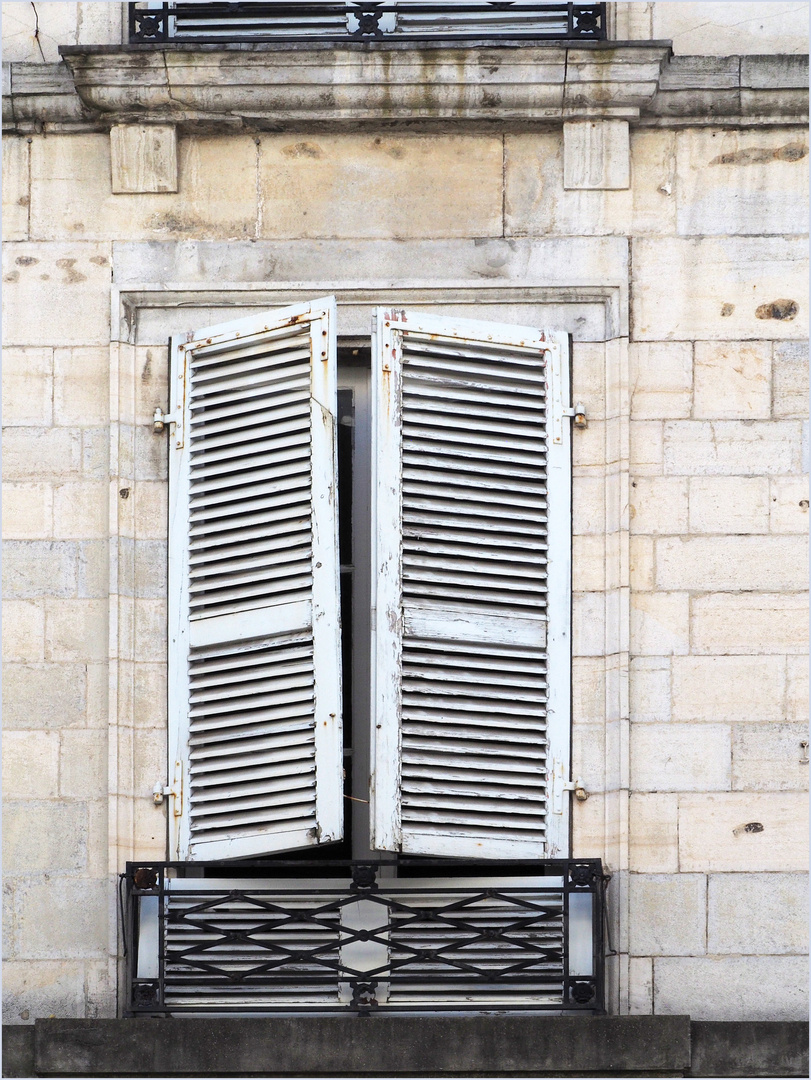Fenêtres, rambardes et balcons  2