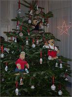 Ferdi, Ole und Anton wünschen Frohe Weihnachten