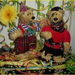 Ferdi und Ole feiern Karneval