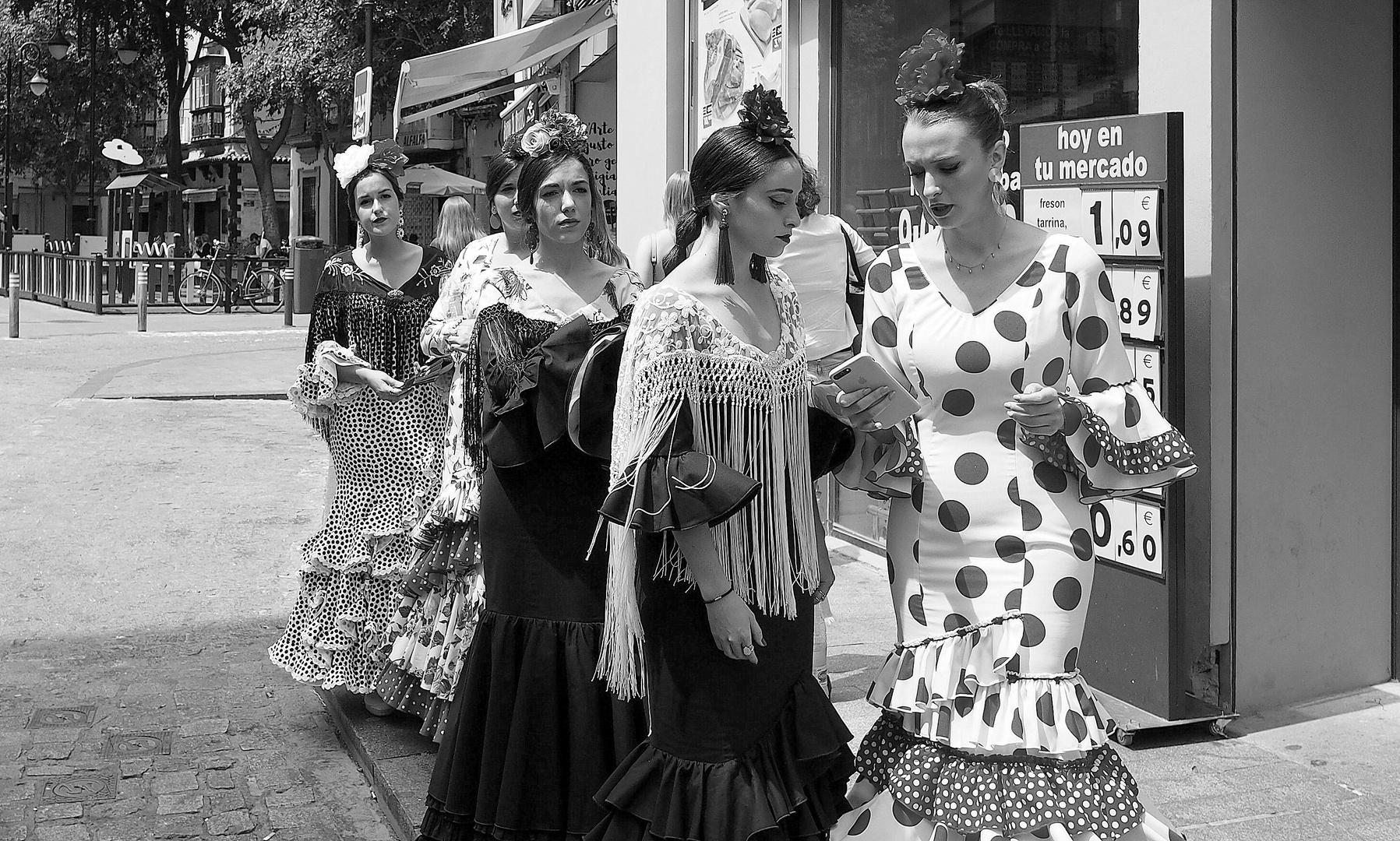 Feria de Abril, Sevilla, Spain