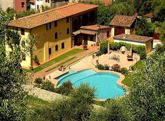 Ferien in den Hügeln der Toscana