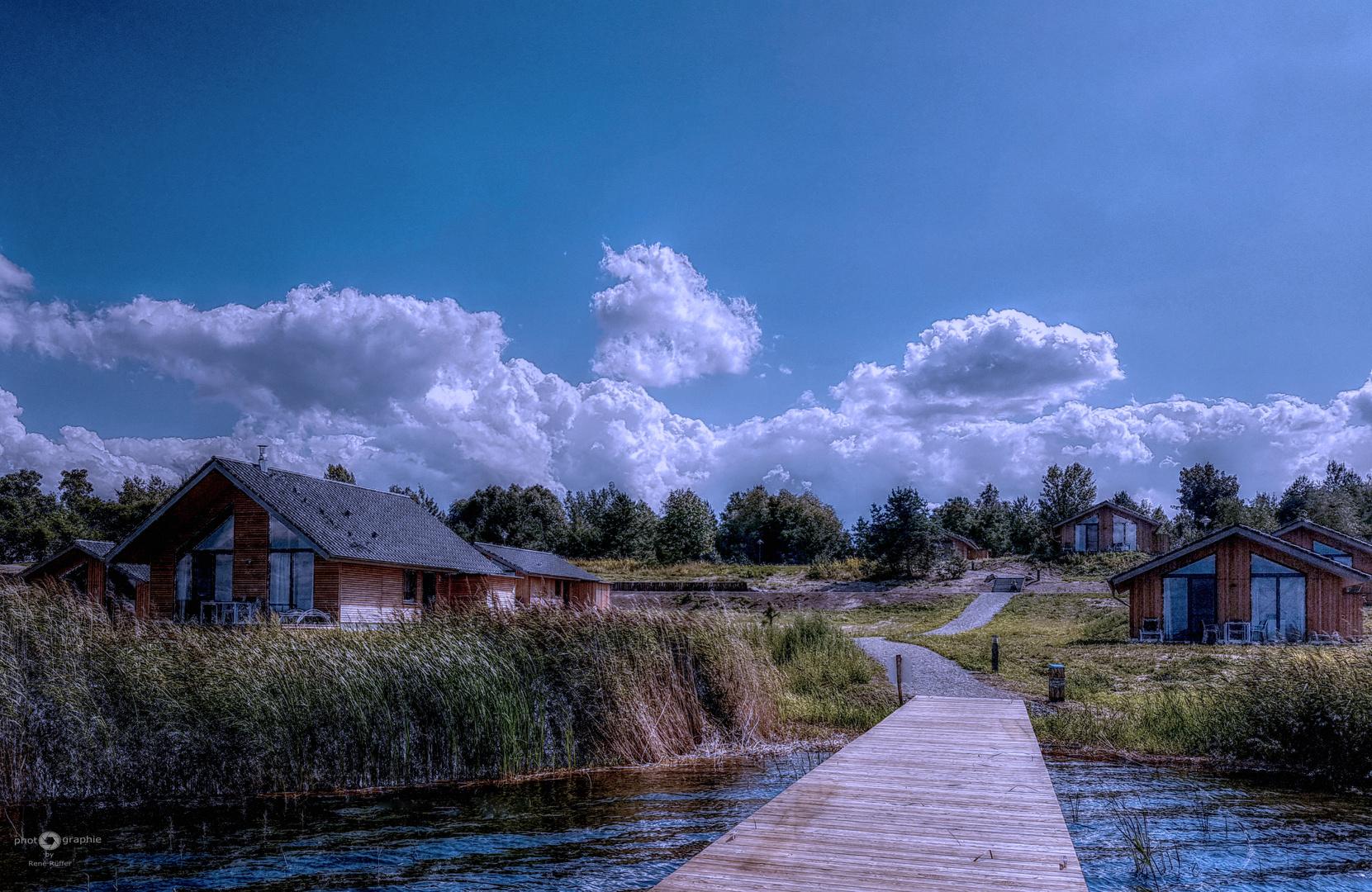 Ferienhäuser See- und Waldresort Gröbern