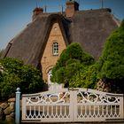 Ferienhaus in Kampen mit schönem Hoftor