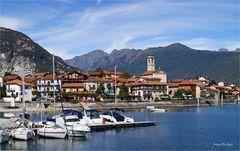 Feriolo am Lago Maggiore