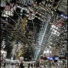 Fernbahnhof am Flughafen Ffm