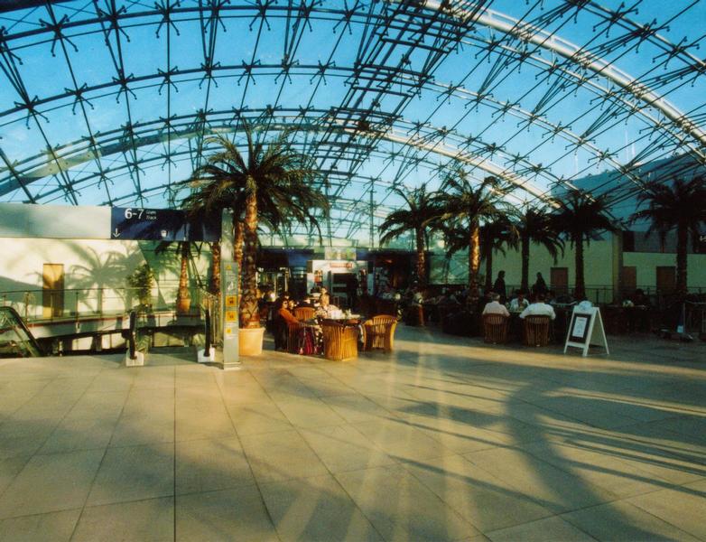 Fernbahnhof Frankfurt/Main Flughafen