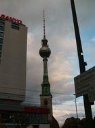 Fernsehturm am ALEX
