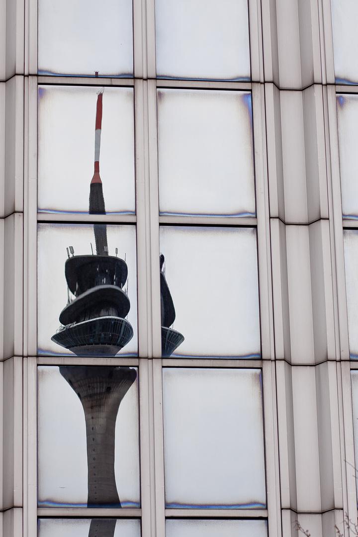 fernsehturm in düsseldorf