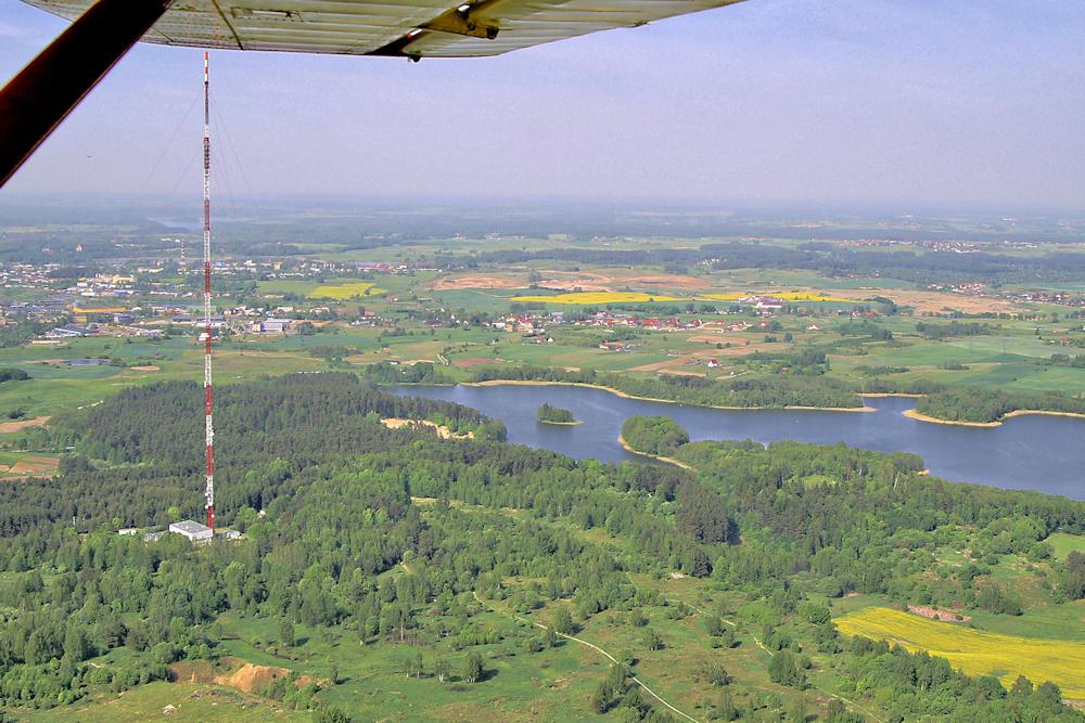 Fernsehturm in Olsztyn