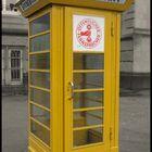 Fernsprecher Telefonhäuschen Frankfurt