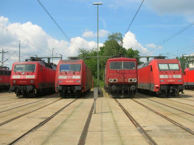 Fernverkehr meets Cargo...