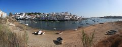 Ferragudo ... der Hafen