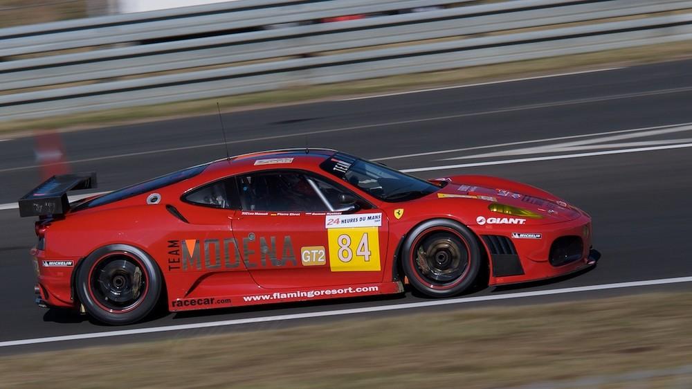 Ferrari 430 GT - 24 Hours of Le Mans 09