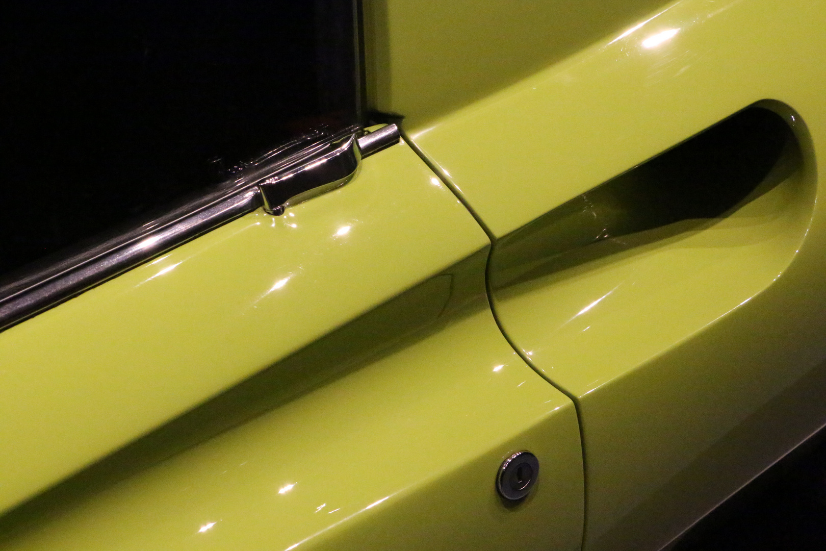 Ferrari Dino - Detail