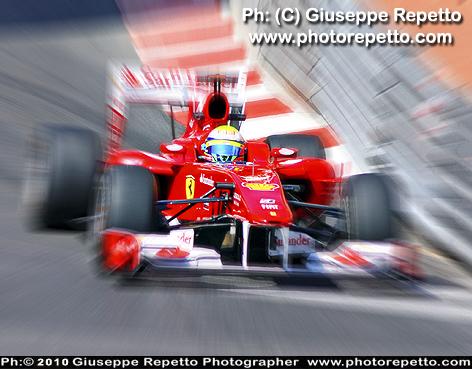 Ferrari F1 Monte Carlo